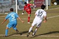 Chemnitzer FC zu Gast beim SV Babelsberg 03, 3. Liga 2011/12, 0:0