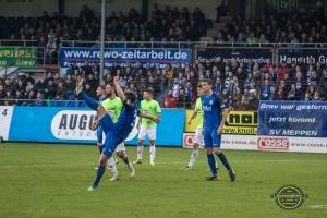 SV Meppen vs. Chemnitzer FC