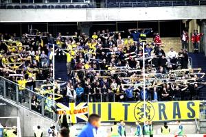 Braunschweig Fans in Duisburg Oktober 2017