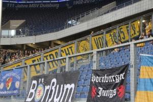 Zaunfahnen Eintracht Braunschweig