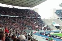Eintracht Frankfurt bei Hertha BSC