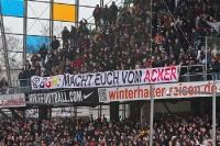 Eintracht Frankfurt beim SC Freiburg