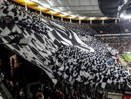 Eintracht Frankfurt vs. Standard Lüttich