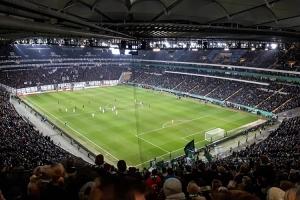 Eintracht Frankfurt vs. Werder Bremen