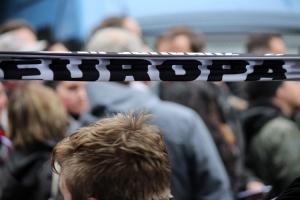Eintracht Frankfurt zu Gast in Rom