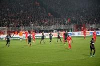 Eintracht Frankfurt zu Gast beim 1. FC Union Berlin, 26.03.2012