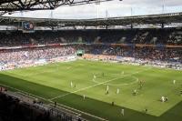 Alles für den Aufstieg: Eintracht Frankfurt zu Gast beim MSV Duisburg