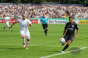 SSV Ulm 1846 vs. Eintracht Frankfurt