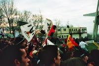Zeitreise 2002: Eintracht Frankfurt in Reutlingen