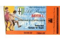 AC Parma vs. Bayer 04 Leverkusen 1994/95