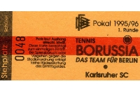 Tennis Borussia Berlin vs. Karlsruher SC 1995/96
