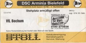 Arminia Bielefeld vs. VfL Bochum