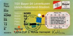 Bayer 04 Leverkusen vs. Katowice