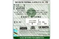 Celtic FC vs. Meadowbank Thistle FC 18.02.1995