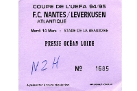 FC Nantes gegen TSV Bayer 04 Leverkusen