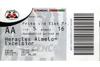 Heracles Almelo vs. Excelsior Rotterdam