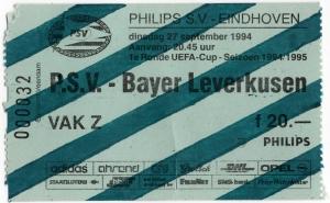 PSV Eindhoven vs. Bayer 04 Leverkusen