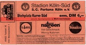 SC Fortuna Köln vs. VfB Leipzig