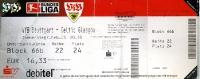 VfB Stuttgart vs. Celtic FC, 07. Februar 2003