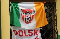 Derry City zu Gast in Poznan
