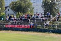 Amateure Supporters im Sportforum Hohenschönhausen beim BFC Dynamo, 2009