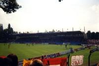 Stadion der Freundschaft im Jahre 1995