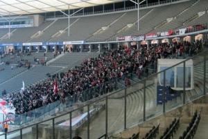 Energie Cottbus bei Hertha BSC (2011)