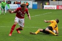 FC Energie Cottbus bei Dynamo Dresden