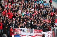 FC Energie Cottbus beim 1. FC Magdeburg