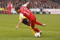 FC Energie Cottbus gegen SG Dynamo Dresden