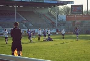 FC Energie Cottbus vs. FC Oberlausitz Neugersdorf