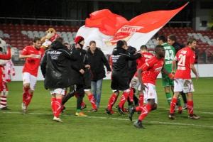 FC Energie Cottbus vs. SV Babelsberg 03