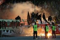 FC Energie Cottbus zu Gast in Aue