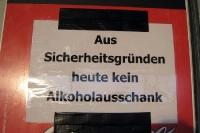 Kein Alkohol beim Spiel gegen St. Pauli