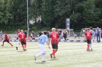 Hertha gegen 1860 beim Sky Fan Cup 2014 in Essen