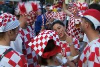 Fans der Nationalmannschaften