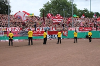 Bayern München Support Gäste-Kurve