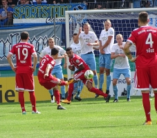 Chemnitzer FC vs. FC Bayern München