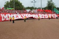 Choreografie Bayern München Fans