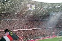 FC Bayern München feiert den 23. deutschen Meistertitel