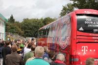 FC Bayern München Mannschaftsbus