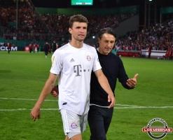 FC Energie Cottbus vs. FC Bayern München