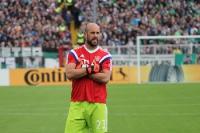 Pepe Reina Torwart FC Bayern München