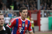 Robert Lewandowski FC Bayern München