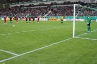 Robert Lewandowski verschiesst Elfmeter