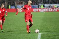 Spielszenen Bayern München in Bochum 2016