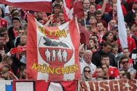 Ultras München Banner