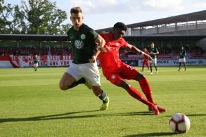 VfL Wolfsburg II vs. FC Bayern München II
