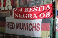 Zaunfahnen Bayern München