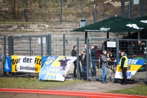 FC Carl Zeiss Jena beim BAK 07